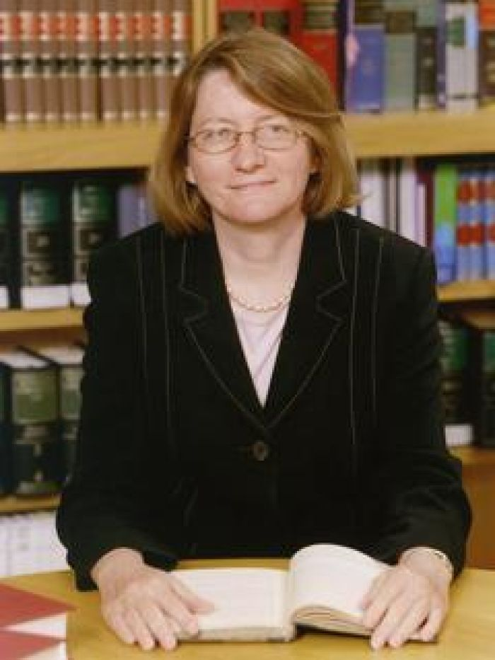 The Honourable Chief Justice Catherine Holmes