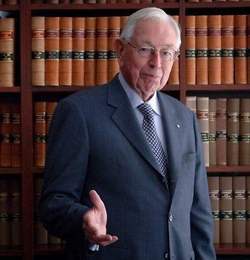 Sir Anthony Frank Mason AC KBE CBE QC